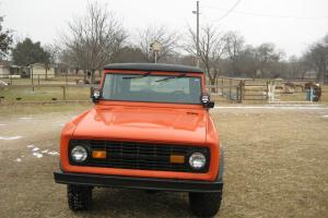1975 ford bronco sport v8 nice driver ready to sell
