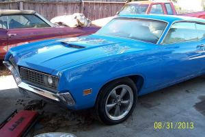 1971 Ford Torino GT 4 speed