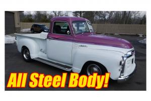 1948 GMC ALL STEEL 1/2 Ton 5 Window Pickup 350 V8 3 Speed Auto B&M Shifter