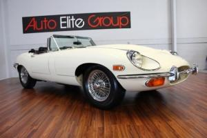 1970 JAGUAR SERIES II E-TYPE XKE CONVERTIBLE Photo