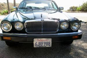 1987 JAGUAR XJ6  FULLY RESTORED