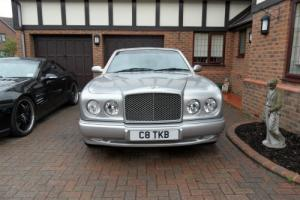 GORGEOUS BENTLEY ARNAGE 4.4 V8,2009 FACELIFT CONVERSION
