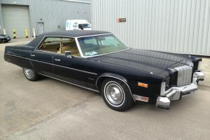 1978 CHRYSLER NEW YORKER 440 ci GEORGEOUS CAR - EASY PROJECT-PIMP MY RIDE