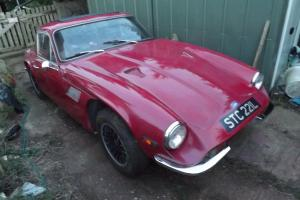 TVR 1600M COUPE TAX EXEMPT LOVELY VERY RARE RED SPORTS CAR