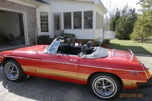 1978 Classic MGB Photo