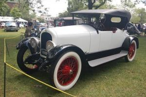 1917 Marmon 34 Cloverleaf Touring Roadster - Outstanding event and tour car!