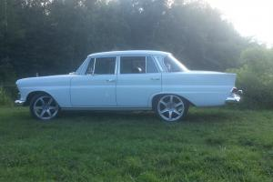 1967 Mercedes Benz 200 Diesel Photo
