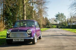 CLASSIC MINI EQUINOX -AMARANTH(RESTORED TO HIGH QUALITY INCLUDING RESPRAY) Photo