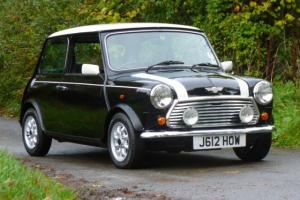 NOW SOLD 1992 Rover Mini Cooper 'One owner from new' And Just 17000 Miles!!