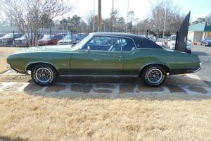 1972 Oldsmobile Cutlass, Wonderful car, Cold A/C, Runs Great, Dual Gate Shifter