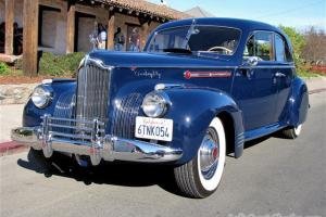 41 Packard One-Eighty LeBaron Sport Brougham - CCCA 98.25 Score - Pebble Beach