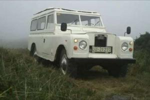 LAND ROVER DEFENDER SANTANA  109 Photo