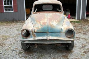 1958 SIMCA PICKUP TRUCK RAT ROD