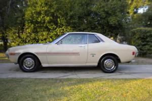 1972 Toyota Celica ST with AC