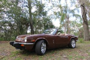 Triumph Spitfire Base Convertible 2-Door 1.5L