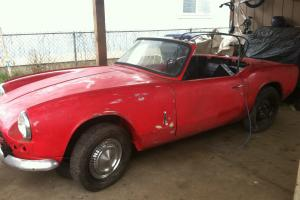 1967 Triumph Spitfire Base 1.2L Photo