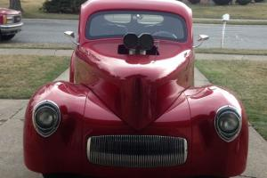Willys Coup