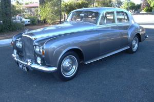 Bentley S3 1963 BY Rolls Royce Like Silver Cloud 111
