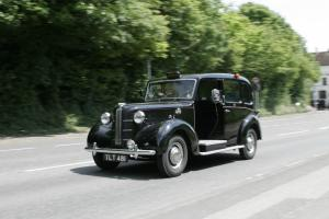 1957 Austin FX3 Diesel Taxi. 57 years old ex London Cab for Sale