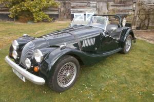 1980 Morgan 4/4 2 Seater - Connaught Green, Cream Leather, VGC, In Herts! Photo