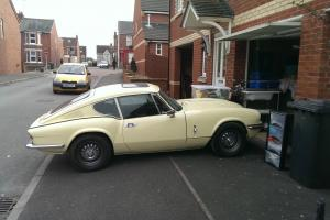 1973 Triumph GT6 MK3 Photo