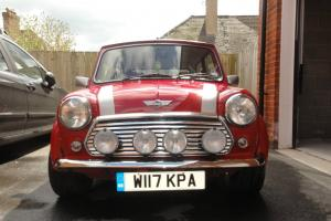 2000 Rover Mini Cooper Sport 1.3 MPI Photo