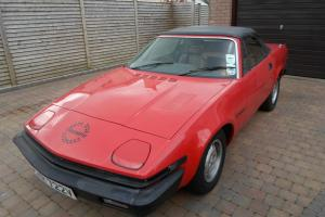TRIUMPH TR7 CONVERTIBLE Photo