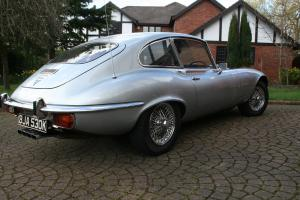 Jaguar E-Type Series 3 V12 Photo
