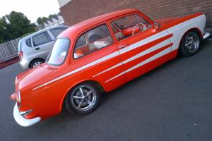 VW NOTCHBACK 1600 RHD COOLER THAN A BEETLE!
