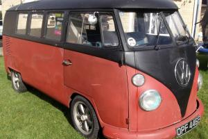 VOLKSWAGEN SPLIT SCREEN 1967 ORIGINAL RIGHT HAND DRIVE
