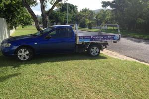 Ford Falcon 2002 XLS ONE TON UTE in Ingham, QLD Photo