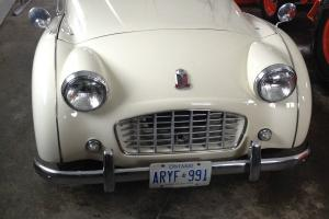 Triumph : Other 2-door sport convertible Photo
