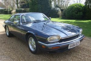 JAGUAR XJS 4.0 - 77,000 MILES - 21 SERVICES TO 75K - NEW MOT NO ADVISORIES 1993.