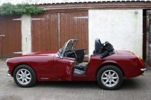 MG Midget K Series 1800 Photo
