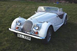 Morgan 4/4 1977 Ivory - excellent condition