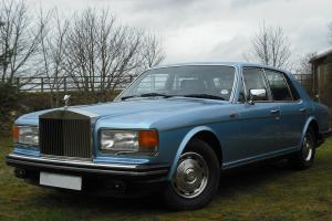 Rolls Royce/Bentley Spirit, Metallic Silver Blue Priced to sell!