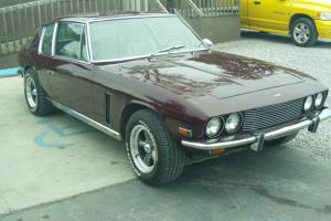 1974 JENSEN INTERCEPTOR III