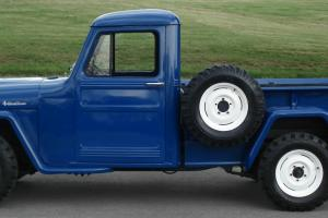 1951 Willys Jeep Pickup Photo