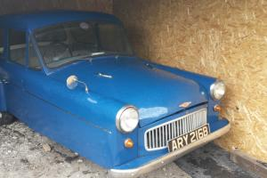 BOND 1964 WITH 250CC VILLIERS ENGINE LOVELY CONDITION