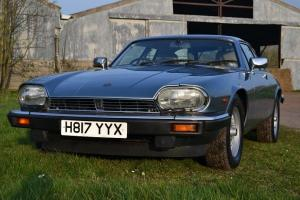 Jaguar XJS V12 with £20k of KWE Modernisation & Upgrades