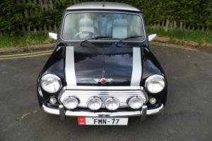 Rover Mini Cooper S Works No. 11 of Final 50 Photo