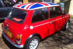 Mini Cooper 1275 Special Edition Photo