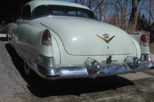 1953 53 Cadillac Coupe series 62 Caddy Cad rat rod partially restored
