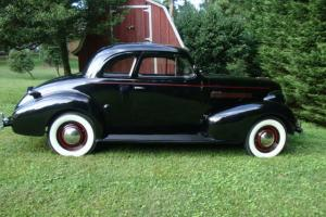 ★ 1939 Chevrolet Master 85 Coupe ★ NICE! ★ Solid Original Car ★ 37,466 miles