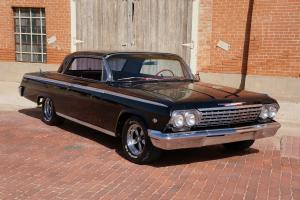 1962 Chev Impala SS Black 875 Red BUCKET SEAT Car X SHOWCAR Chevy Priced to SELL
