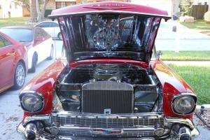 LAST CHANCE TO BUY!!!!!!1957 Chevy Bel Air Frame off restoration// Award winning