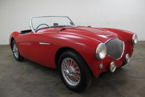 1953 Austin-Healey 100-4 Convertible - Ultra-Rare Right Hand Drive! Photo