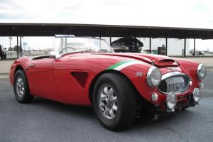 *Custom* 1960 Austin-Healey BN7 3000 MKI w/Hardtop, Rally/Race/Tour *Works Style