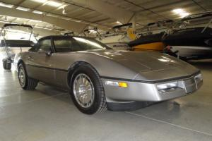 INCREDIBLE CONDITION 1986 Chevrolet Corvette Convertible - ONLY 46,455 MILES!