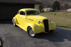 1937 Chevy Coupe street Rod Hot Rod Gasser